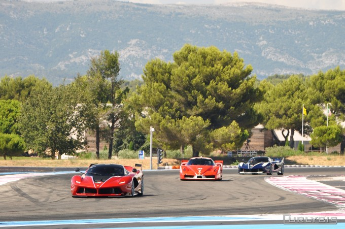 Ferrari Racing Days Paul Ricard 2015: Vendredi