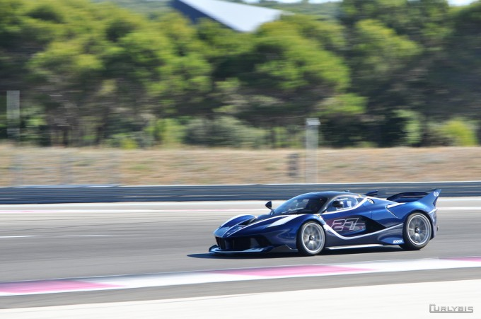 Ferrari Racing Days Paul Ricard 2015: Dimanche