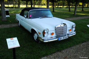 MERCEDES-BENZ 280 SE 1969 (MADONNA)