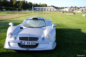 Mercedes Benz Clk LM Strassenversion 1998