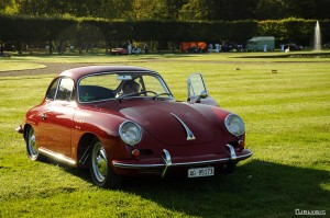 PORSCHE 356 2000 GS Carrera 1962