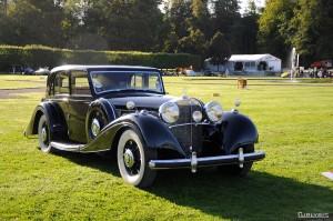 MERCEDES-BENZ 540 K Sedan W29 1938