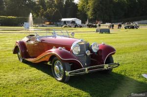 MERCEDES-BENZ 500K Roadster 1935 HORS CONCOURS