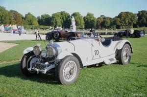 MERCEDES-BENZ SS Grand-Prix Car 1929