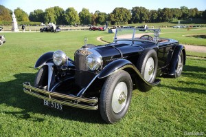 MERCEDES-BENZ Type 680 «S» 1928 HORS CONCOURS