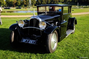 AVIONS-VOISIN C14 Demi Berline 1930