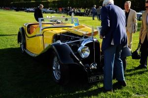 AVIONS-VOISIN C27 Grand Sport Cabriolet 1934