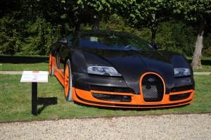 BUGATTI Veyron 16.4 Super Sport 2005 HORS CONCOURS