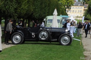 BUGATTI Type 50 Le Mans 1931
