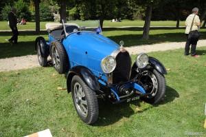 BUGATTI Type 43 Grand Sport 1927