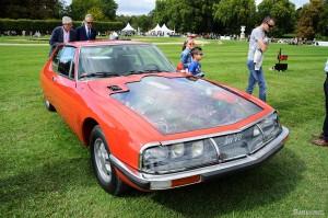 CITROËN SM V8 1973