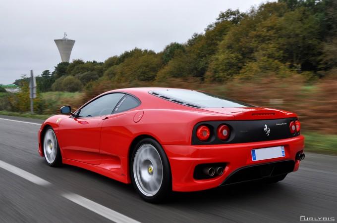 Sortie Ferrarista de l'Ouest 08/11/2015