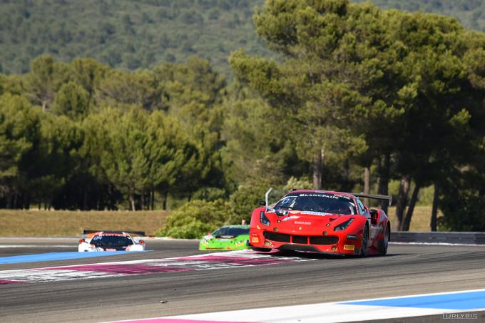 Blancpain GT Series Circuit Paul Ricard 24-26 Juin 2016