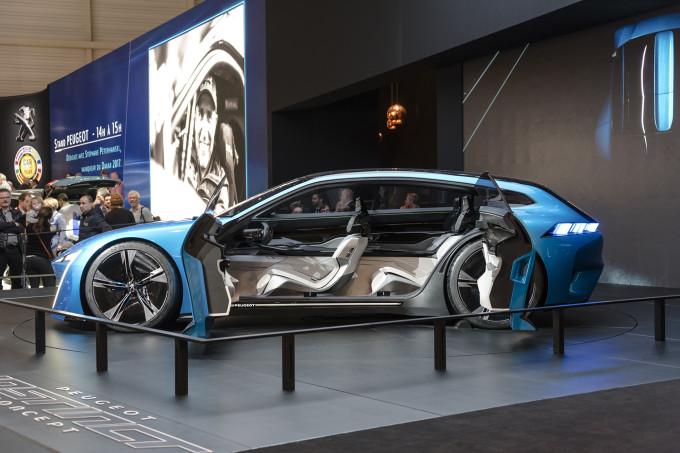 87ème Salon international de l'automobile de Genève 2017